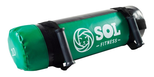 Core Bag Sand Bag 10 Kg  Entrenamiento Funcional Sol Fitness