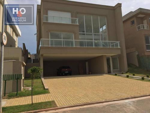 Imagem 1 de 22 de Casa Com 4 Dormitórios 4 Suítes À Venda, 430 M² - Residencial Onze (alphaville) - Santana De Parnaíba/sp - Ca0289