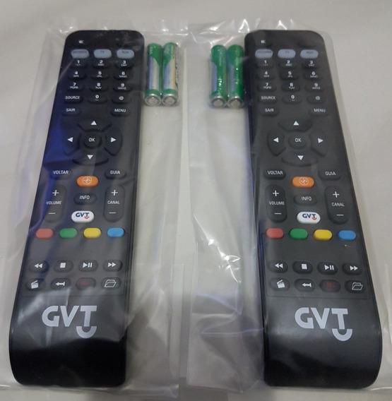 10 Controles Gvt Universal Tv, Receptor E Auxiliar