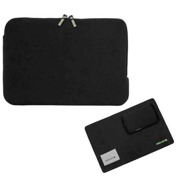 Capa Case Neoprene P/ Macbook Air 11 E 13 Polegadas + Kit