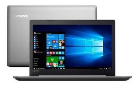 Notebook Lenovo Ideapad 320, 15,6, Core I3, 4gb, 1tb Prata