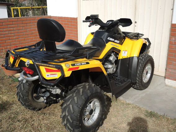Can Am Outlander 500 Xt Max - 2012