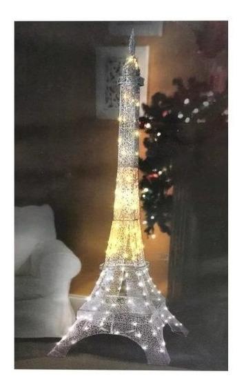 Torre Eiffel Decorativa Para Interiores 2 Metros