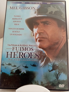 Fuimos Heroes (we Were Soldiers) Con Mel Gibson Dvd