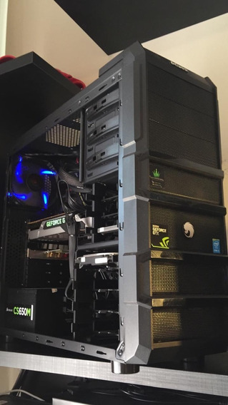 Pc Gamer I5 16gb Ssd 240gb + Hd 1tb Geforce Gtx 770 Msi Z97m