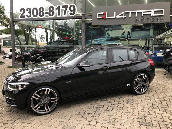 Bmw 120i 2.0 Sport Gp Active Flex 2016