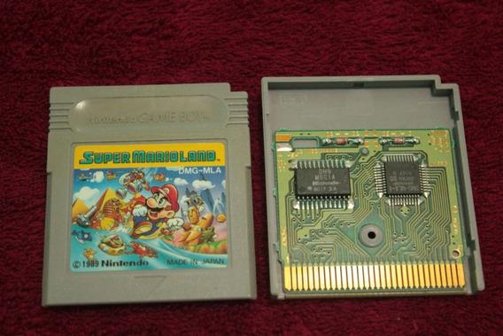 Jogo Super Mario Land 100% Original Para Game Boy - Gbc Gba