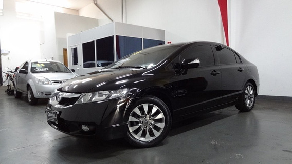 Honda Civic New Lxl 1.8 16v I-vtec (aut) (flex)