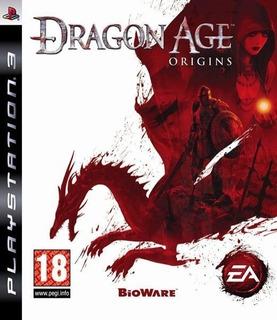 Dragon Age: Origins Ps3 Original Entrega Inmediata