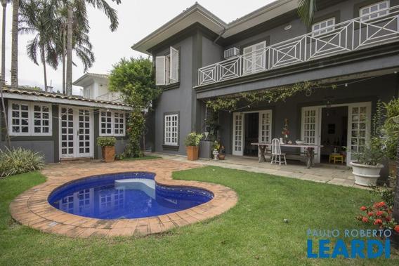 Casa Assobradada - Morumbi - Sp - 540395