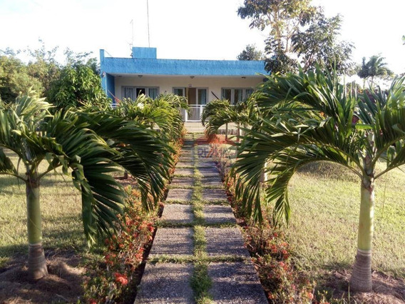 Casa Em Aldeia Km 19, Condomínio Fechado. - Ca0294