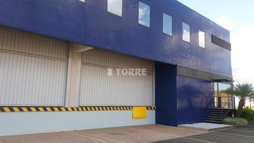 Imagem 1 de 18 de Galpão Para Aluguel Em Techno Park - Ga002907