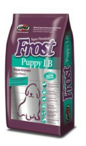 Frost Cachorro Lb 15kg + 3 Pate + Plato + 6 Pagos