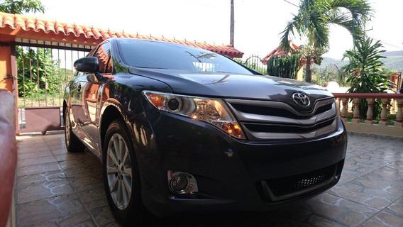 Toyota Venza 2010, Santiago