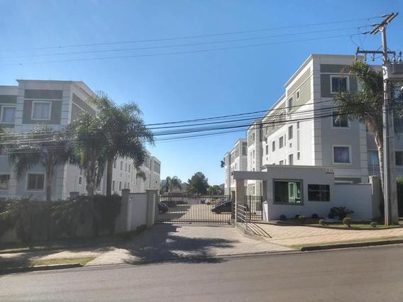 Apartamento Com 2 Dormitórios Para Alugar, 60 M² Por R$ 650,00/mês - Colônia Dona Luiza - Ponta Grossa/pr - Ap0413