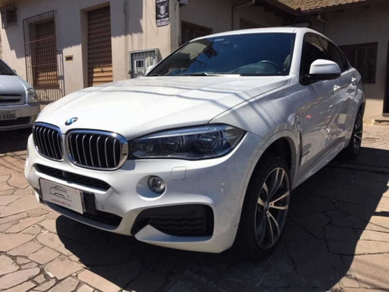 Bmw X6 (xdrive50i) 4.4 V-8 Bi-turbo Gas. (imp.) 4p 2015