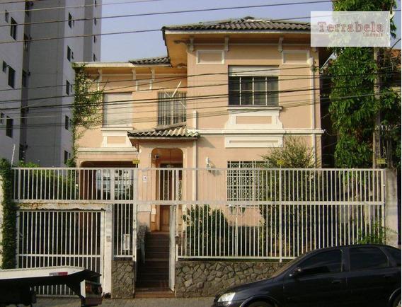 Casa Comercial À Venda, Barra Funda, São Paulo. - Ca0077