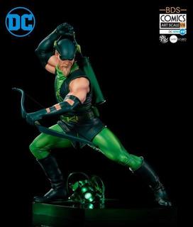 Iron Studios Green Arrow Dc Comics Bds