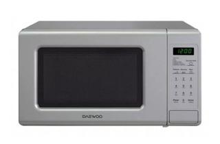Microondas Daewoo KOR-661 plata 19.8L 110V