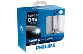 ( 100% Original ) Philips D3s 6000k Xenon Ultinon Hid