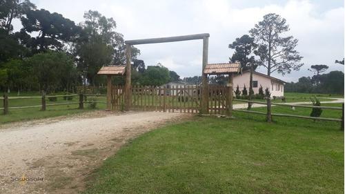 Chácara A Venda No Bairro Guarituba Em Piraquara - Pr.  - 5771-1