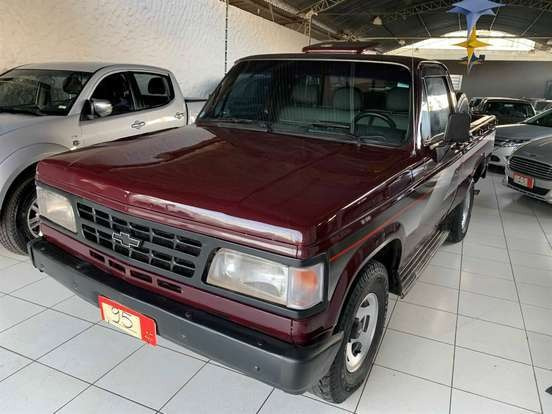 Chevrolet D20 4.0 Custom De Luxe Cs 8v Turbo Diesel 2p
