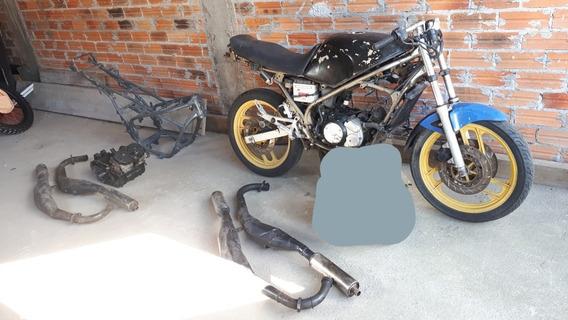 Peças De Yamaha Rd350 Moto Antiga