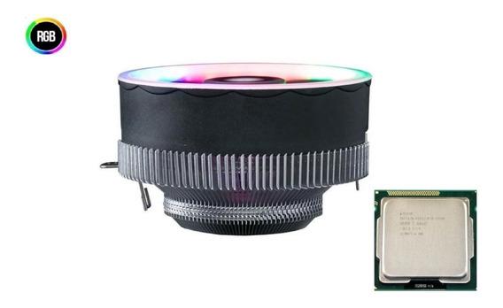 Pentium Dual Core G 840 Socket 1155 2.8 Ghz Cooler Novo