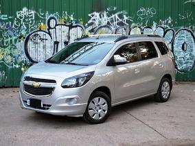 Chevrolet Spin 1.8 Lt C/gnc 5° Pantalla - Permuto - Financio