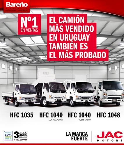 Imagen 1 de 14 de Camion Jac 0 Km Hfc1035k Y Toda La Gama Desde 1.9ton-leasing