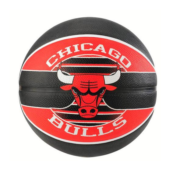 Pelota Basketball Nba Equipo Bulls - Spalding