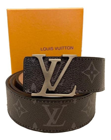 Correa Louis Vuitton Lv Cinturon Cl17 Despacho Inmediato