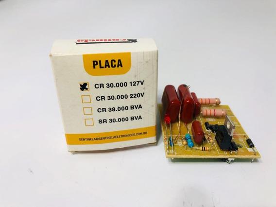 Placa Para Eletrificador Cr 30km 127v - Sentinela