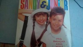 Lp Vinil Sandy E Junior Pra Dançar Com Você