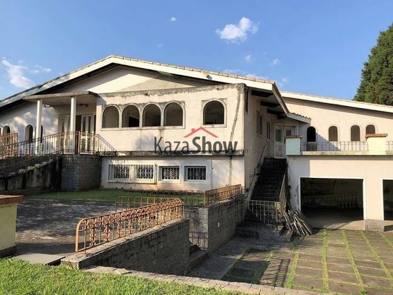 Casa A Venda No Bairro Chácara Vale Do Rio Cotia Em - 2185-1