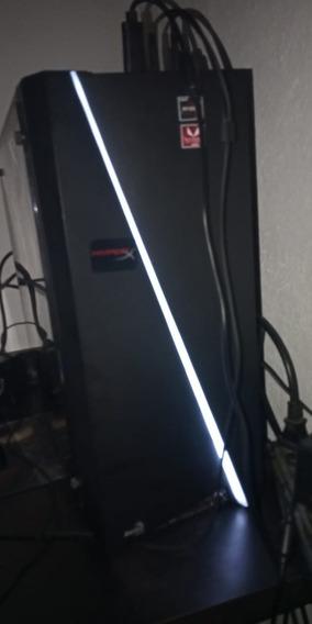 Kit Gamer Com Amd A10 Rx 550 4gb Monitor Full Hd Ssd 240gb