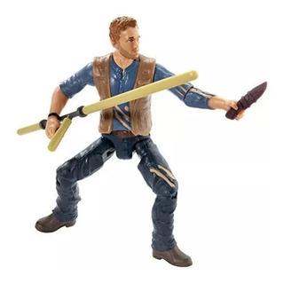 Owen Batalla De Lockwood Jurassic Park