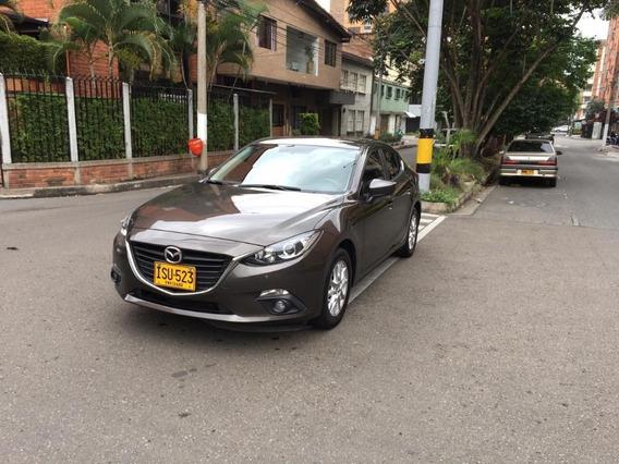 Mazda 3 Touring 2016 Mecanico