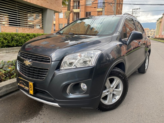 Chevrolet Tracker Lt 1.800cc A/t 6ab Fe Sun Roof 2016