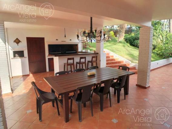Casa En Alquiler Anual En Punta Del Este - Cantegril ..