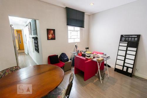 Apartamento À Venda - Perdizes, 1 Quarto,  47 - S893002618