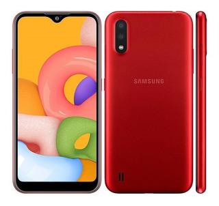Celular Samsung Galaxy A01 32 Gb 13 Mpx 4g Lte