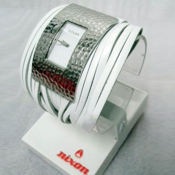 Relógio Nixon Deveaux White - Original Promoção