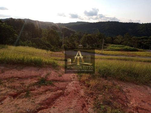 Promoção  Excelente Terreno No Loteamento Recanto Roselândia - Área 150 M² Por $ 100.000,00  Financiamento Bancário  Confira! - Te0541