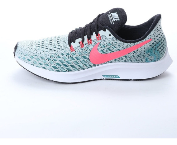 Zapatillas Nike Pegasus 35 Mujer Running Cuotas S/ Interés