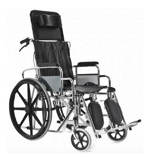 Silla De Ruedas Reclinable/neurológica Para Adulto