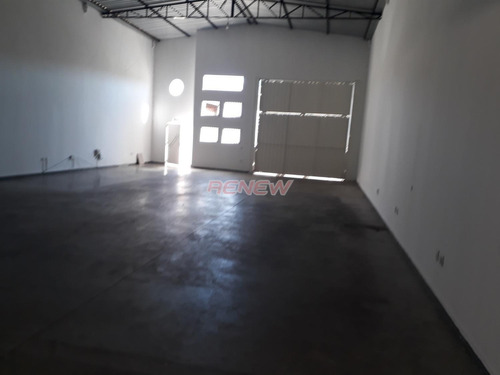 Galpão Para Aluguel, 4 Vagas, Santa Cruz - Valinhos/sp - 8496