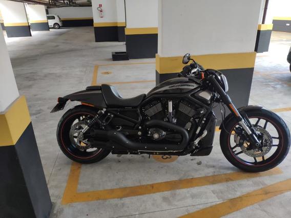Harley Davidson V-rod Nrs - Apenas 4.000km - Impecável