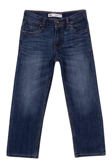 Pantalon Levi´s Niños 818320-d2c Azul