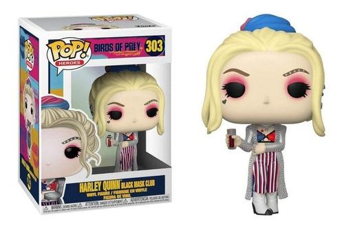 Funko Pop Harley Quinn Nro 303 Original